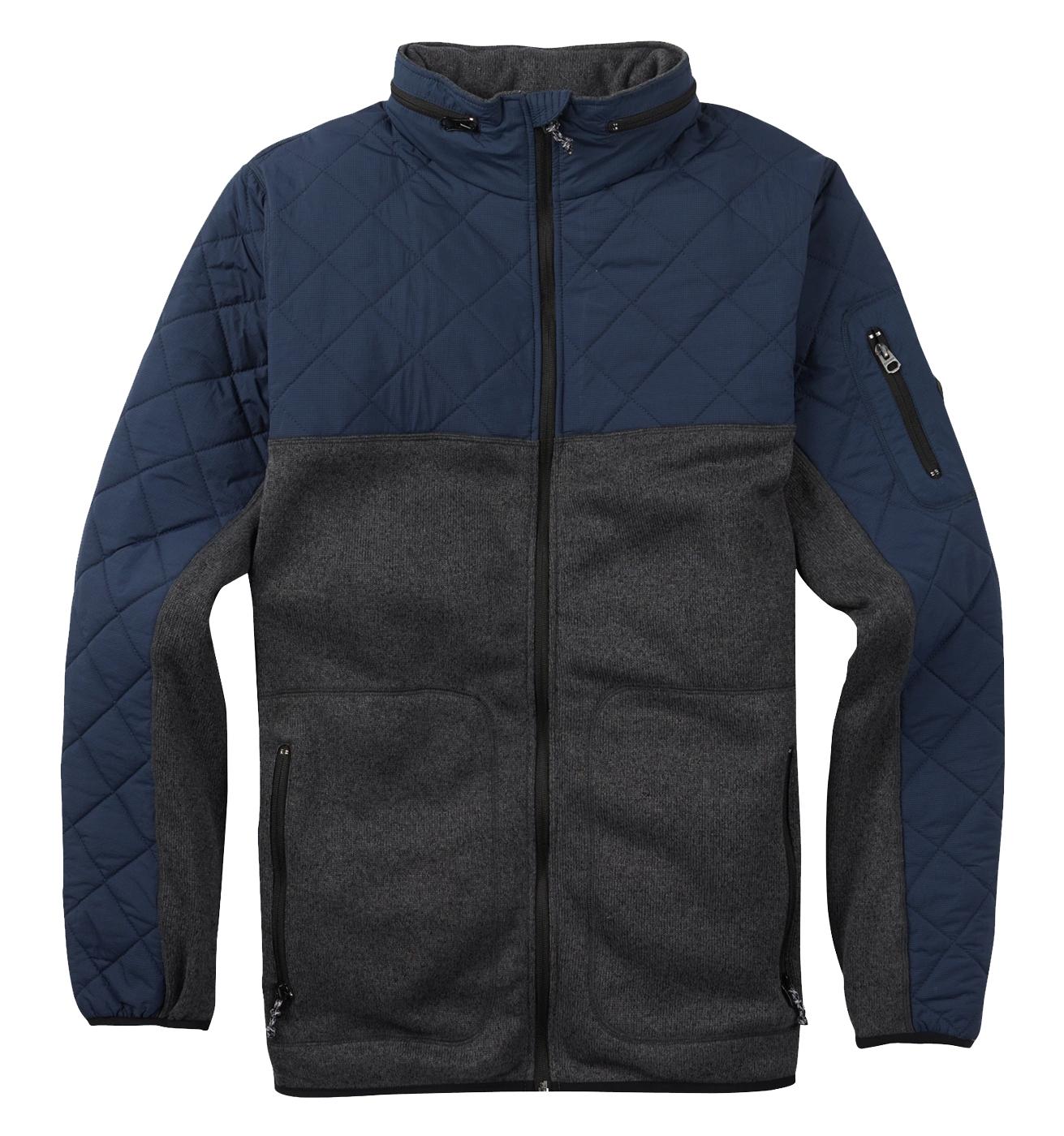 Burton Snowboards Burton Men's Pierce Fleece Jacket
