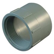 SPEARS Adapter,CPVC,40,1-1/2 In.,FPT X Hub P101-015C