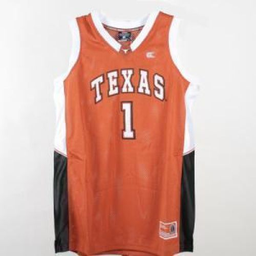 Texas Longhorns Youth Colosseum Mesh Bb Jersey
