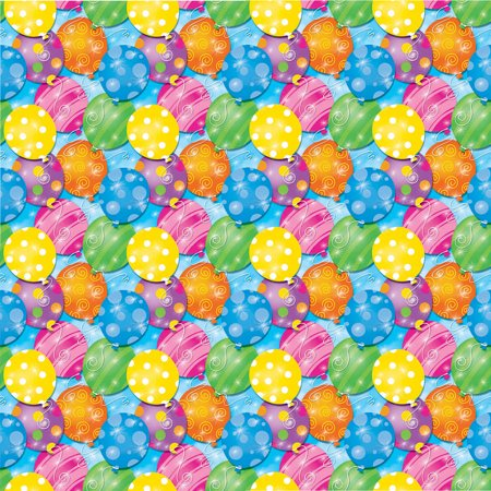 Twinkle Balloons Wrapping Paper - Birthday Paper