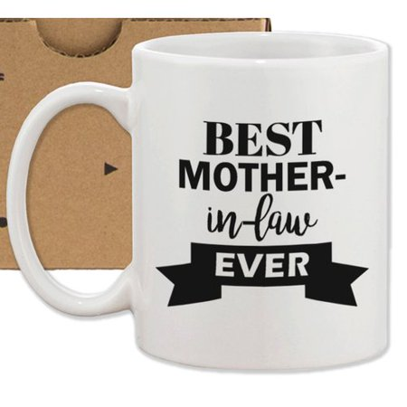 365 Printing Inc Best Mother in Law Ever Mug (Best Gift For Mother In Law On Her Birthday)