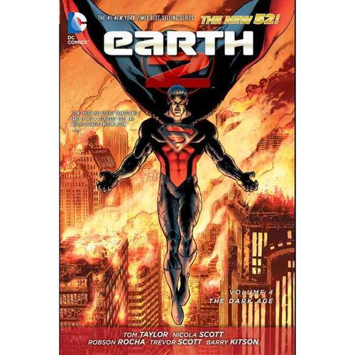 Earth 2 4: The Dark Age the New 52