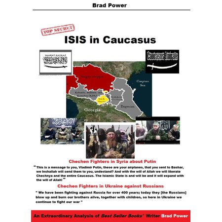 ISIS in Caucasus - eBook (Power Of Zeus The Sorcerer Of Isis)