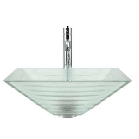 Polaris 604-718-C Chrome Bathroom 718 Vessel Faucet Ensemble - image 1 de 1