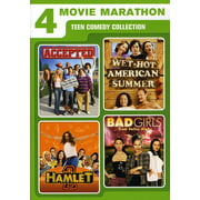 4 Movie Marathon: Teen Comedy Collection by UNIVERSAL HOME ENTERTAINMENT