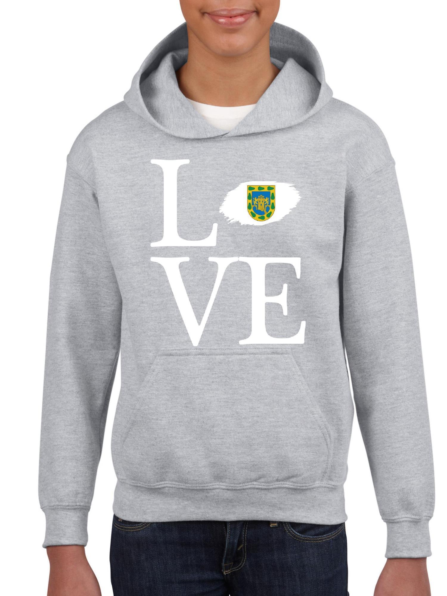 New Mexico State Design Youth Hoodie Kids Sweatshirt
