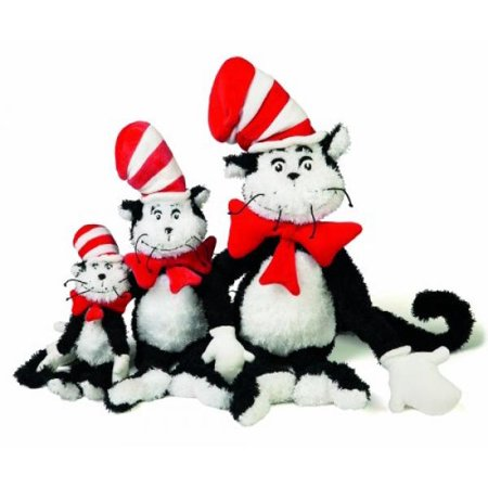 Manhattan Toy Dr. Seuss Cat in the Hat 20