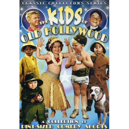 The Kids of Old Hollywood (DVD)