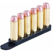Tuff QuickStrip, Black, 6-Round, Pack of 2, 40mm