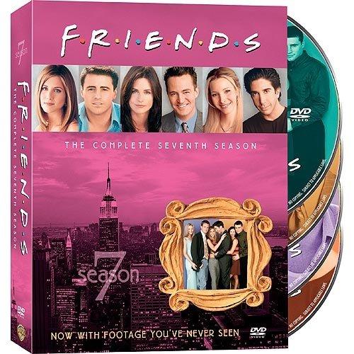 Friends: The Complete Seventh Season (Full Frame)