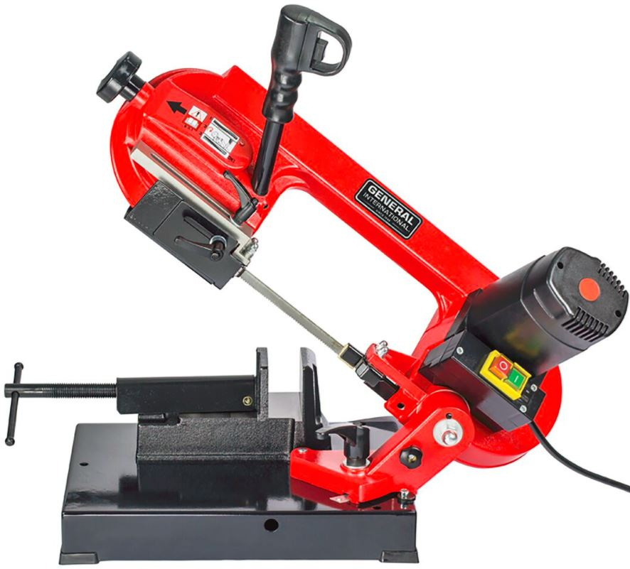 "General International Power Products BS5202 4"" 5A Metal-Cutting Band Saw by General International Power Products LLC"