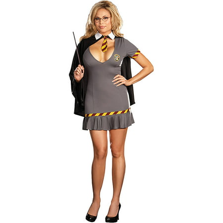 Wizard Wanda Women's Plus Size Adult Halloween Costume, One Size, 1X/2X - Wanda Maximoff Costume