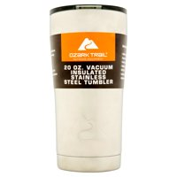 Ozark Trail 20-Ounce Double-Wall, Vacuum-Sealed Tumbler Deals