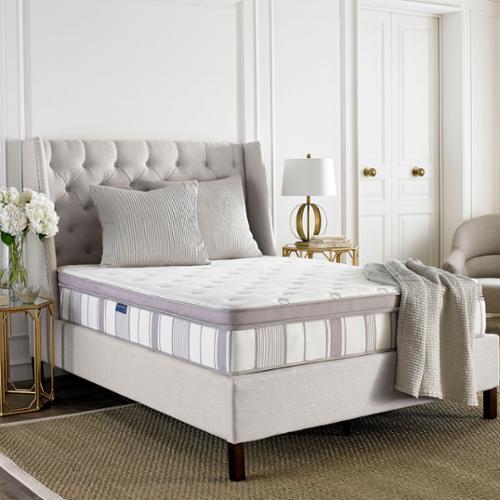 Safavieh  Serenity 11.5-inch Pillow-top Spring Queen-size...