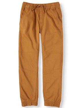 Wonder Nation Boys 4-18 & Husky Woven Jogger Pants