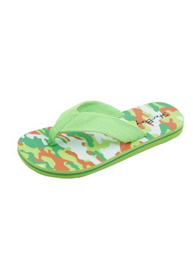 Starbay Women's Canvas upper and Insole EVA Outsole Casual Thong Flip Flop Flat Comty Sandals