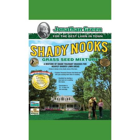 Jonathan Green  'Shady Nooks' No. 7 Grass Seed Mix (Shady Nooks Grass Seed)