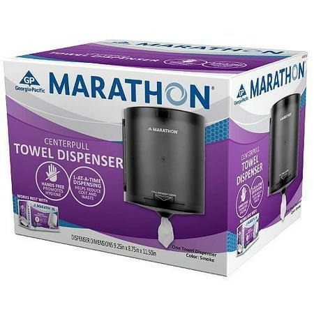 Marathon Center-Pull Towel Dispenser, 300 Sheet Capacity
