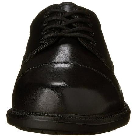 12b2e07edbc1 Dockers Mens Gordon Leather Slip On Dress Oxfords - image 1 of 2 ...