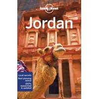 Travel guide: lonely planet jordan - paperback: 9781786575753
