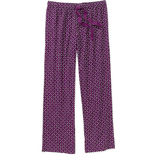Women's Plus Flannel Pajama Pants
