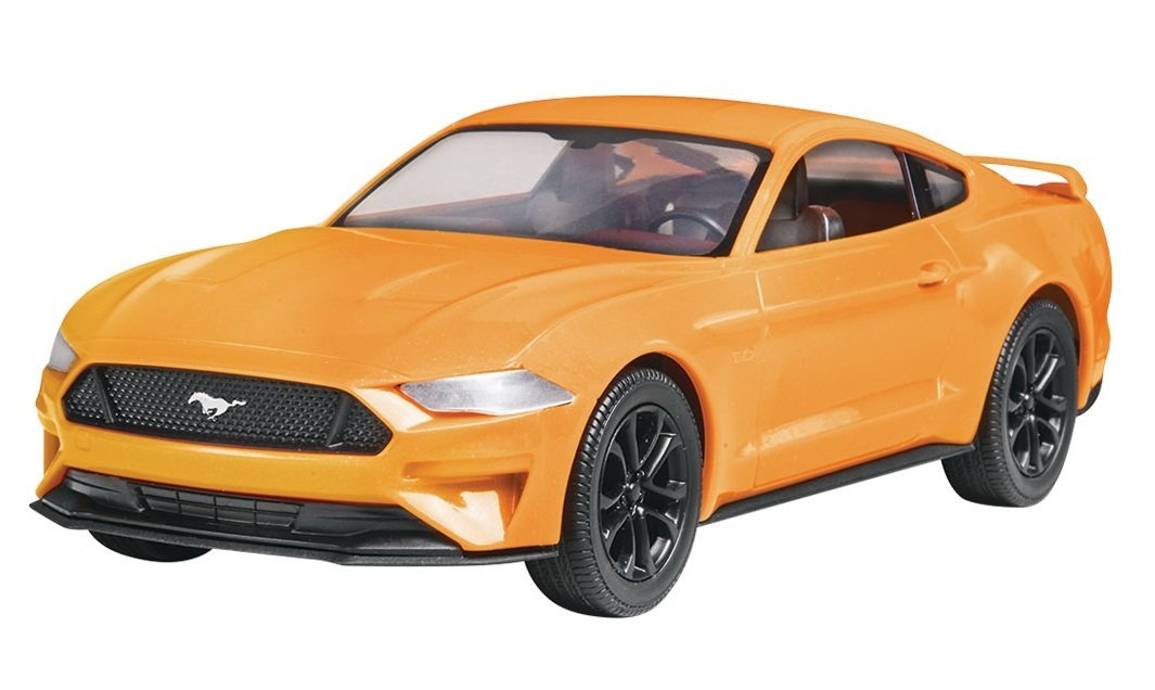 Snaptite 2018 Mustang Model Kit Building, Build your very own 2018 Mustang! By Revell by