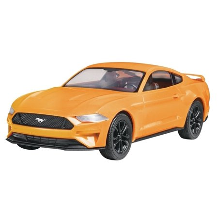 Build Your Own Mustang >> Snaptite 2018 Mustang Model Kit Building Build Your Very Own 2018 Mustang By Revell
