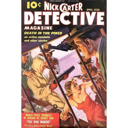 The Nick Carter Collection (Six Books) - eBook - Nick Carter Halloween Dance