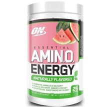 Energy & Endurance: Optimum Nutrition Amino Energy Naturally Flavored