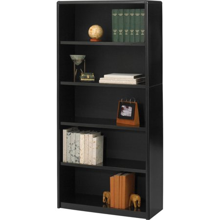 Safco, SAF7173BL, ValueMate Bookcase, 1 Each, Black