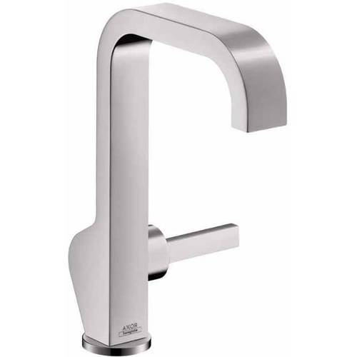 Hansgrohe Axor 39034821 Citterio Bathroom Faucet Single Hole Faucet With  Lever Handle, Various Colors
