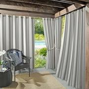 Sun Zero Valencia Grommet Curtain Panel