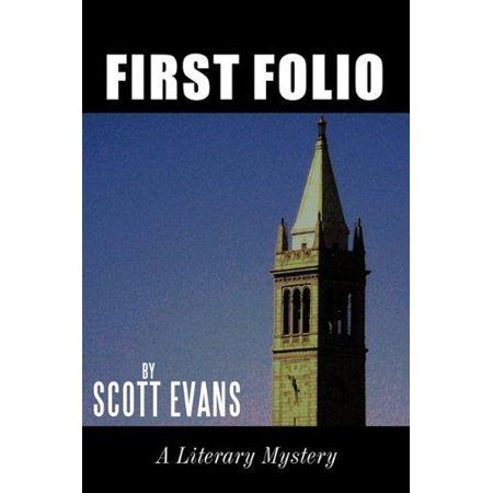 First Folio: A Literary Mystery - image 1 de 1