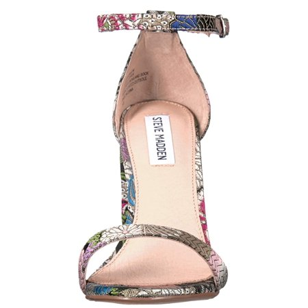 4a5eef5da6a Steve Madden Womens Carrson Leather Open Toe Special - image 1 of 2 ...