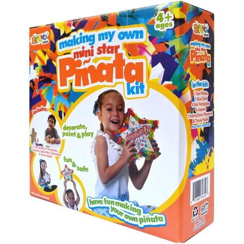 Make Your Own Pinata, Small Star