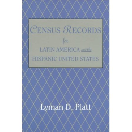 Census Records for Latin America and the Hispanic United States
