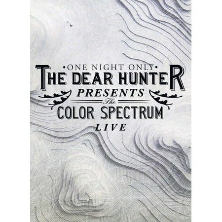 Image of The Color Spectrum Live