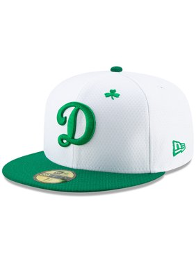 7f7ae144075 Product Image Los Angeles Dodgers New Era 2019 St. Patrick s Day On-Field  59FIFTY Fitted Hat