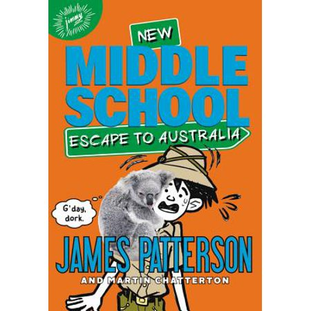 Middle School: Escape to Australia - Middle School Pep Rally Ideas