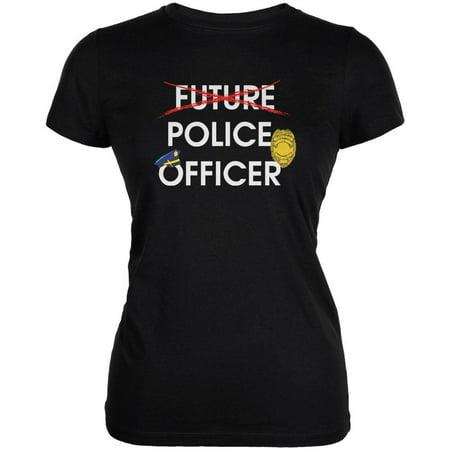 Jr Police Officer (Graduation - Future Police Officer Juniors Soft T)