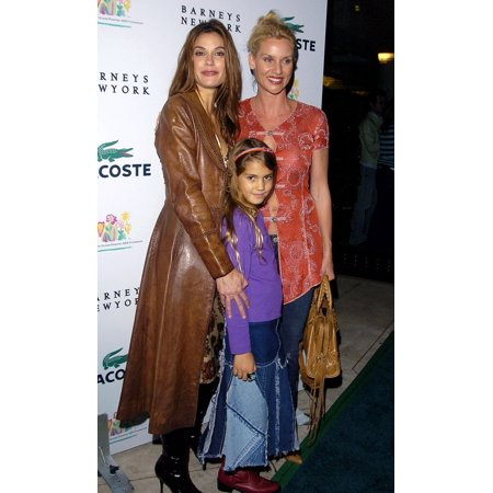 Teri Hatcher Emerson Rose Tenney Nicollette Sheridan At Arrivals For Elizabeth Glaser Pediatric Aids Foundation Benefit Lacoste And Barneys New York - Beverly Hills Los Angeles Ca October 20 2005