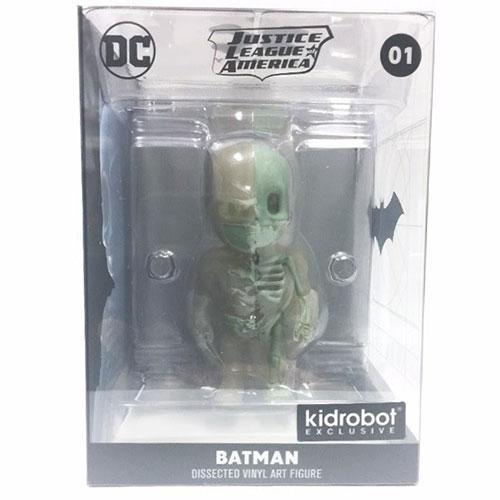 Batman Mighty Jaxx XXRAY GiD Batman Vinyl Figure by Kidrobot