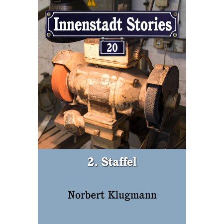 Innenstadt Stories 02-20 - eBook (Wasserturm Innenstadt)