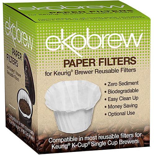 eko 300 coffee filter pack - walmart.com