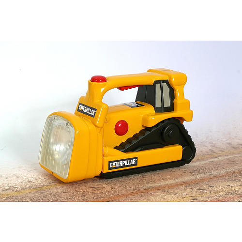 CAT Flash Light & Night Light - Bulldozer