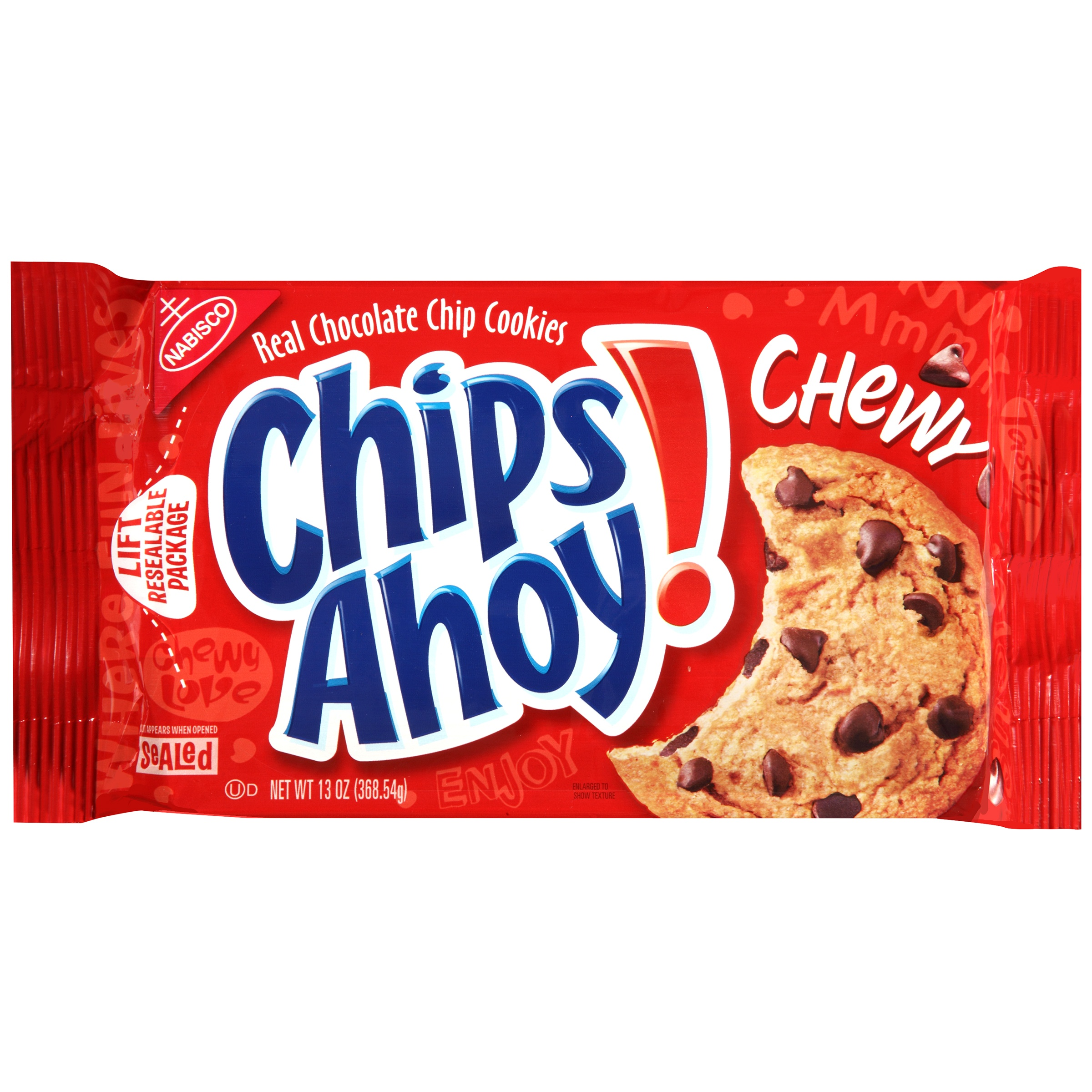 Chips Ahoy! Chewy Cookies, Original, 10 Oz