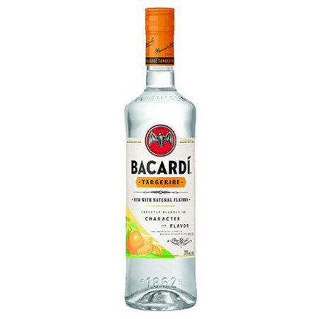 Bacardi Tangerine Rum, 750 mL
