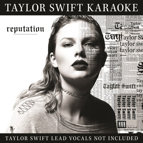 Taylor Swift Karaoke: Reputation (CD)