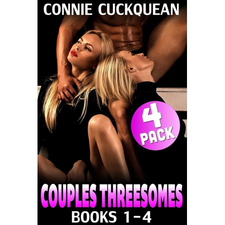 Couples Threesomes 4-Pack : Books 1 - 4 (BDSM Erotica Threesome Erotica Lesbian Erotica) - (Best Lesbian Couples On Tv 2019)