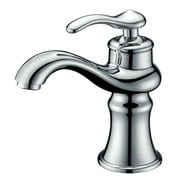 1 Hole CUPC Approved Brass Faucet In Chrome Color
